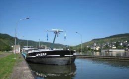Vooraanzicht schip Cunera- Scheepsmakelaardij Roelofs De Bot